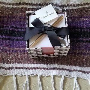 Scottie Dog Note Cube Set • Vera Bradley